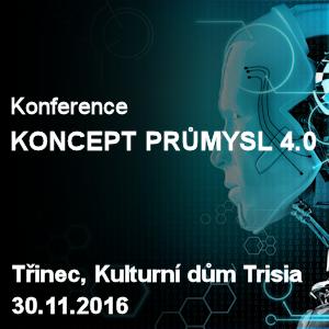 Konference KONCEPT PRŮMYSL 4.0